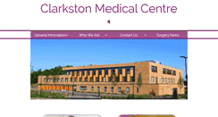 Preview of clarkstonmedicalcentre.co.uk